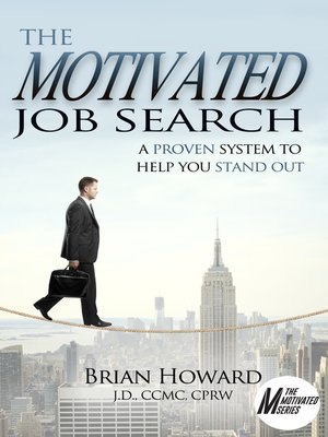 cover image of The Motivated  Job Search