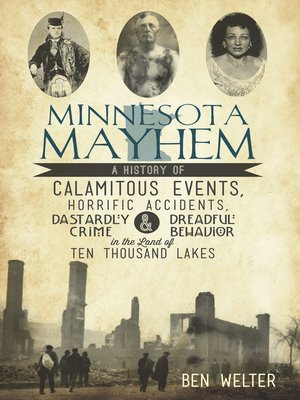 cover image of Minnesota Mayhem