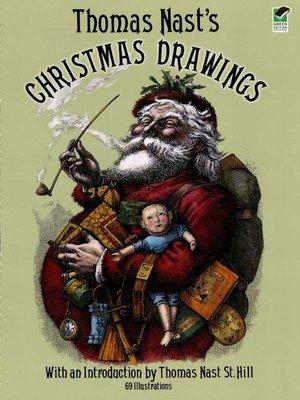 cover image of Thomas Nast's Christmas Drawings