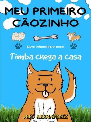 cover image of Meu primeiro cãozinho