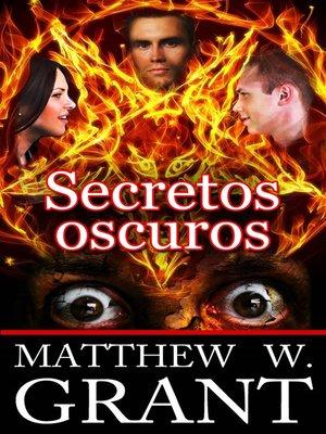 cover image of Secretos Oscuros