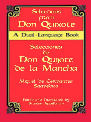 cover image of Selections from Don Quixote