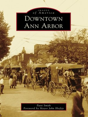 cover image of Downtown Ann Arbor