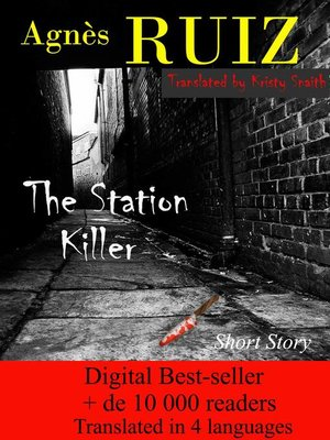 cover image of The Station Killer