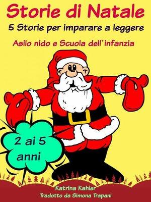 cover image of Il Libro Delle Storie Di Natale