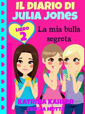 cover image of Il Diario Di Julia Jones Libro 2 La Mia Bulla Segreta