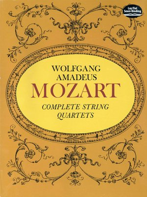 cover image of Complete String Quartets
