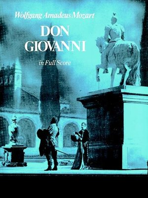 cover image of Don Giovanni