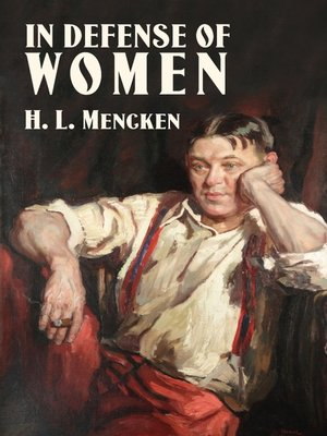 cover image of In Defense of Women