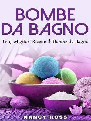 cover image of Bombe da Bagno