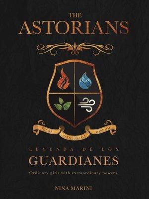 cover image of Leyenda de los Guardianes