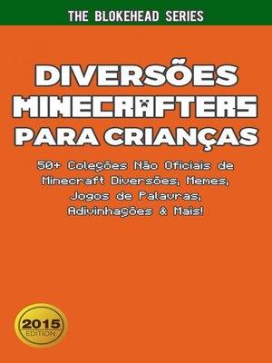 cover image of Diversões Minecrafters Para Crianças