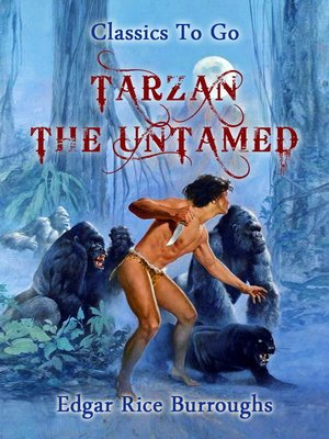 cover image of Tarzan the Untamed