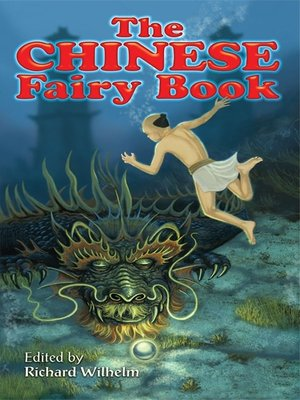 cover image of The Chinese Fairy Book