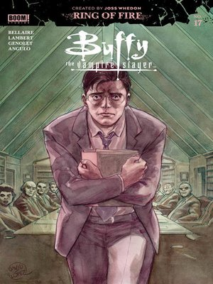 cover image of Buffy the Vampire Slayer (2019), Issue 17