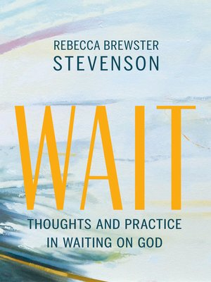 cover image of Wait