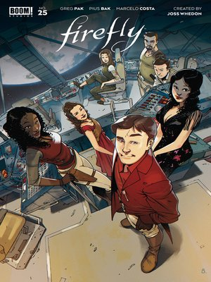 cover image of Firefly (2018), Issue 25
