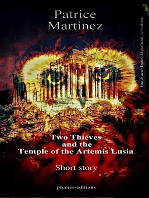 cover image of Two Thieves and the Temple of Artemis Lusia