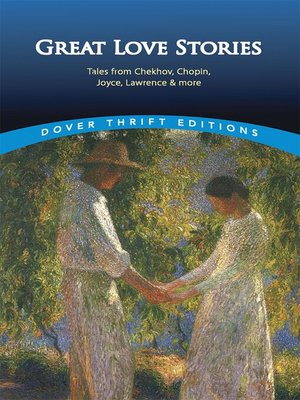 cover image of Great Love Stories
