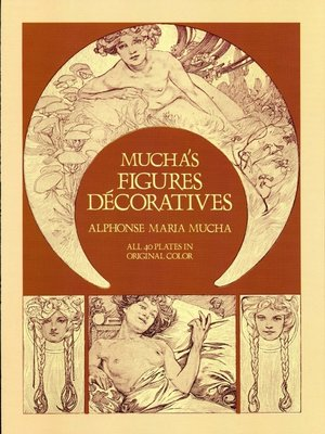 cover image of Mucha's Figures Décoratives