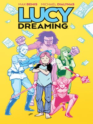 cover image of Lucy Dreaming