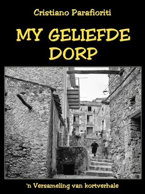 cover image of My geliefde dorp