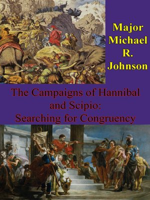 cover image of The Campaigns of Hannibal and Scipio