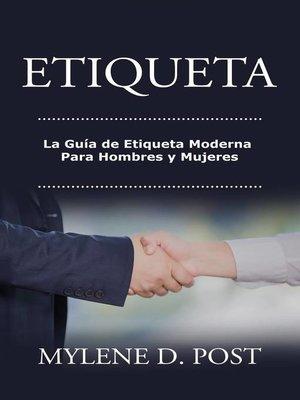 cover image of Etiqueta