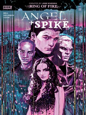cover image of Angel & Spike, Issue 11