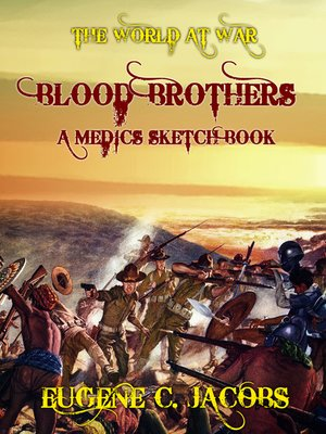 cover image of Blood Brothers a Medics Sketch Book