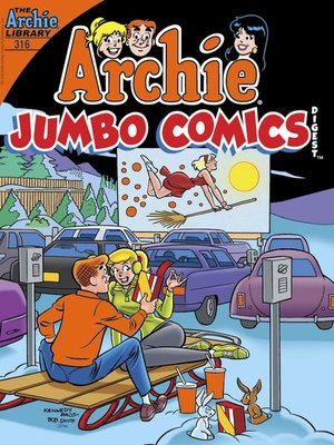 cover image of Archie Double Digest #316