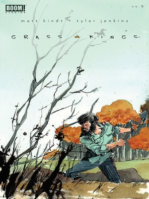 cover image of Grass Kings (2017), Issue 8