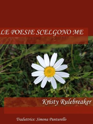 cover image of Le poesie scelgono me