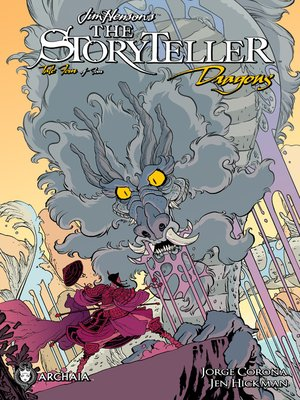 cover image of The Storyteller: Dragons (2015), Issue 4