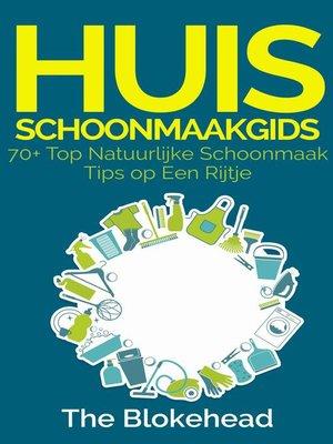 cover image of Huisschoonmaakgids