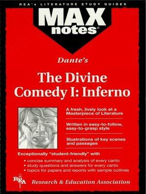 Divine comedy inferno summary pdf