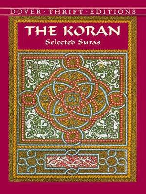 cover image of The Koran