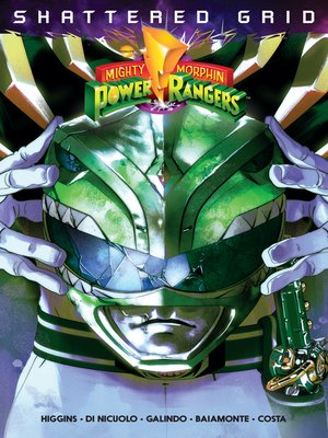 cover image of Mighty Morphin Power Rangers: Shattered Grid
