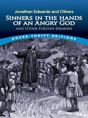 cover image of Sinners in the Hands of an Angry God and Other Puritan Sermons