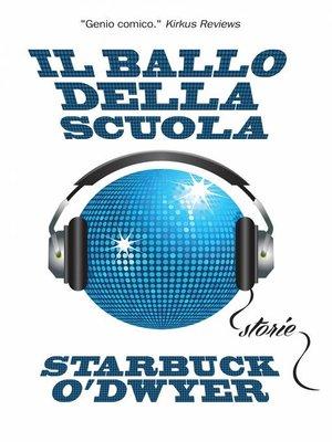 cover image of Il ballo della scuola