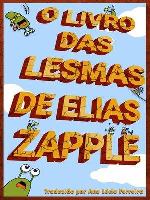 cover image of O Livro das Lesmas