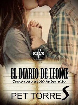 cover image of El Diario de Leione