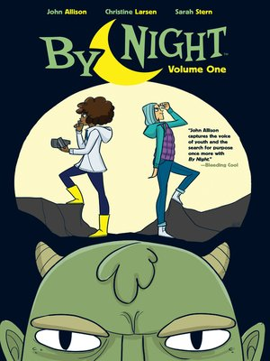 cover image of By Night (2018), Volume 1