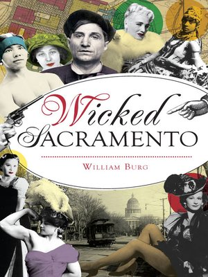 cover image of Wicked Sacramento