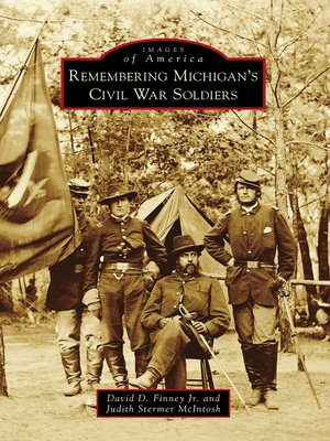 cover image of Remembering Michigan's Civil War Soldiers