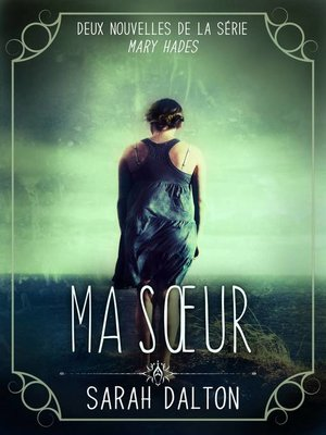 cover image of Ma Sœur