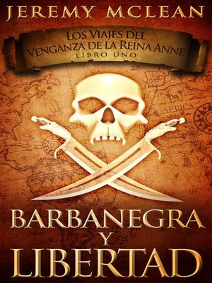 cover image of Barbanegra y Libertad