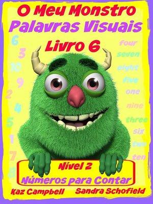 cover image of O Meu Monstro Palavras Visuais