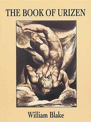 cover image of The Book of Urizen