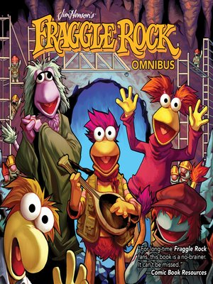 cover image of Fraggle Rock Omnibus